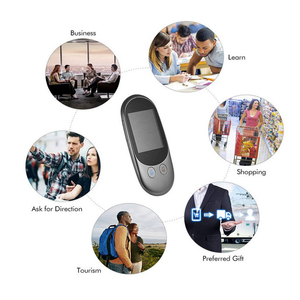 Image 4 - Portable Voice Translator Mini Pocket  Real Time  F1 Camera 2.4 inch Screen Translation Tool Photographic Scanning Translator