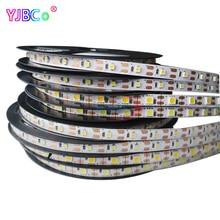 5V 1M 2M 3M 4M 5M LED strip light USB Power Cable 5050 2835 SMD Christmas desk Decor lamp tape For TV Background Lighting