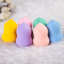 1PCS Foundation makeup sponge Makeup Cosmetic puff Cream Powder Smooth make up Soft Blender Gifts