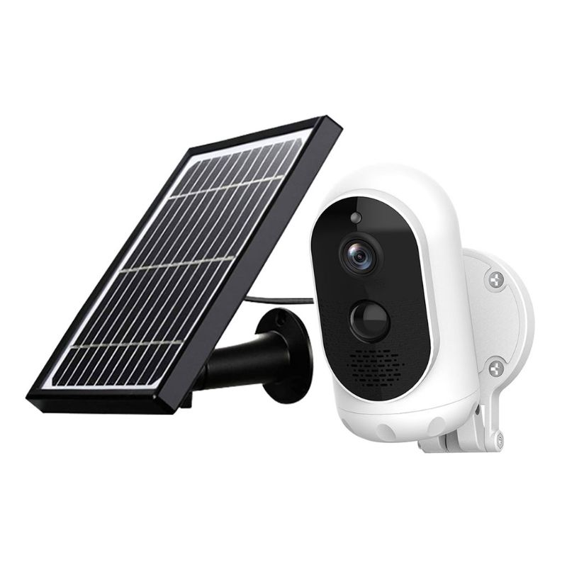 1080P High Definition Outdoor Rechargeable Battery Wireless Camera