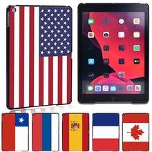 Чехол с национальным флагом для планшета apple ipad mini1/2/3/4/5/ipad2/3/4/ipad