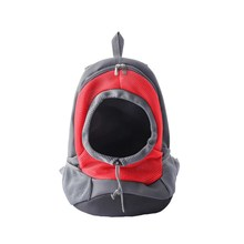 Small Pet Cats Dogs Carriers Backpack Transport Double Shoulder Bag Portable Travel Mesh Breathable Outdoor Backpack