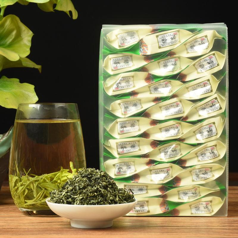 2020 New Tea Mingqian Tea Leaf New Tea Biluochun Authentic Green Tea Luzhou-Flavor