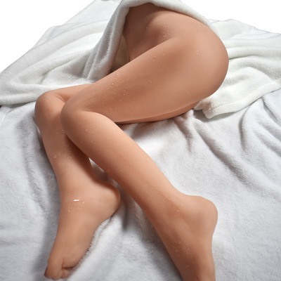 Real Pussy Sex Doll Silicone Love Doll For Men Sexshop Half Torso Leg Model Vaginal Adult Sexdoll Mens Sexy Dolls Hot Sale