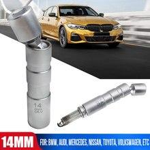 Vehemo OEM: 6371 14 мм инструмент для удаления подлинные лазерные инструменты Свеча зажигания 3/8 привод лазерные инструменты автомобильные аксессуары для Toyota Honda Nissan