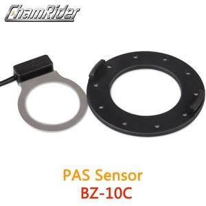 Image 1 - BZ 10C PAS מערכת עוזר דוושה חיישן 10 מגנטים עבור Hollowtech כננת Crankset Ebike המרת ערכת חלק