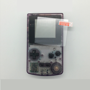 Ochronne szkło hartowane na ekran do GBC ochronna folia ochronna do Gameboy Nintendo Color gbc Anti Explosion Anti-shatter Glass