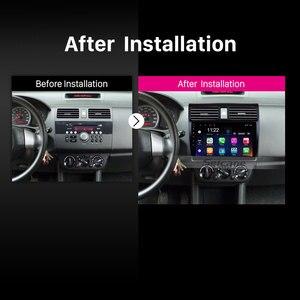 """Image 2 - Seicane 10.1 """"samochodowy odtwarzacz multimedialny dla 2005 2006 2007 2008 2009 2010 Suzuki Swift Android 10.0 HD dotykowy ekran nawigacji GPS"""