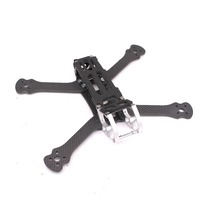 Rooster 230 5 FPV Frame FPV Racing Drone Quadcopter F rame FPV Freestyle Frame For Armattan Rooster