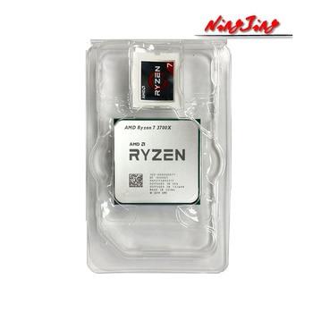 AMD Ryzen 7 3700X R7 3700X 3.6 GHz Eight-Core Sixteen-Thread CPU Processor 7NM L3=32M 100-000000071 Socket AM4 new but no fan 2