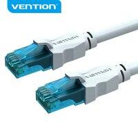 Cable Ethernet Vention Cat5e UTP Lan, Cable RJ45, cable ethernet 0,75 m 1m 2m 3m 5m para PS2 PC, Router Cat6, Cable de Internet