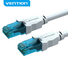 Vention – câble Ethernet Cat5e UTP Lan, 0.75m/1m/2m/3m/5m, pour routeur d'ordinateur PS2 et Cat6