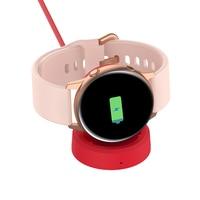 Для samsung Galaxy Watch Active 2 40 44 мм Беспроводная зарядная подставка зарядная док-станция