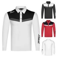 T-Shirt Sportswear Long-Sleeved-Shirt New Spring And Autumn Men Men's
