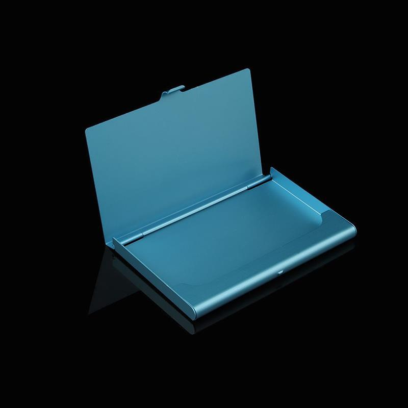 Portable Case Business Supplies Card Credit High-End Card Case Box Holder Office Supplies