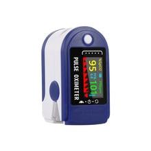 Pulsioximétrico do dedo do pulsioxímetro do monitor spo2 pr do oxímetro do dedo da família da casa