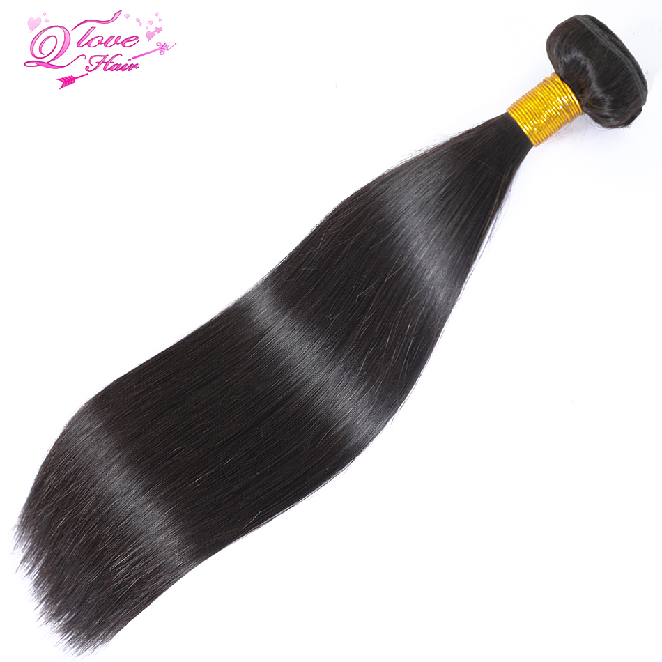 Straight Human Hair Bundles Brazilian Hair Weave Bundles Hair Extension Wholesale Bundles Sew In Hair Bundles Non-remy Vendors