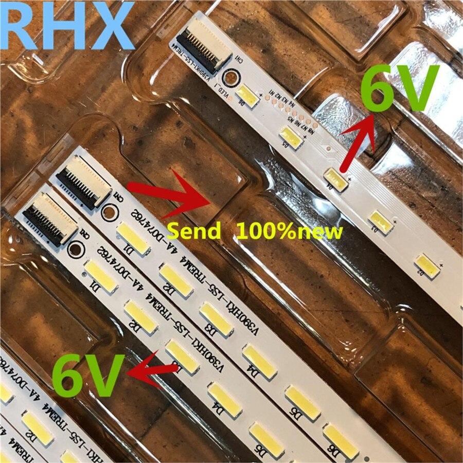 1-10 Pieces/lot V390HK1-LS5-TREM4 4A-D069457 48Leds 495mm 39 Inch LED Backlight Strip  100%NEW