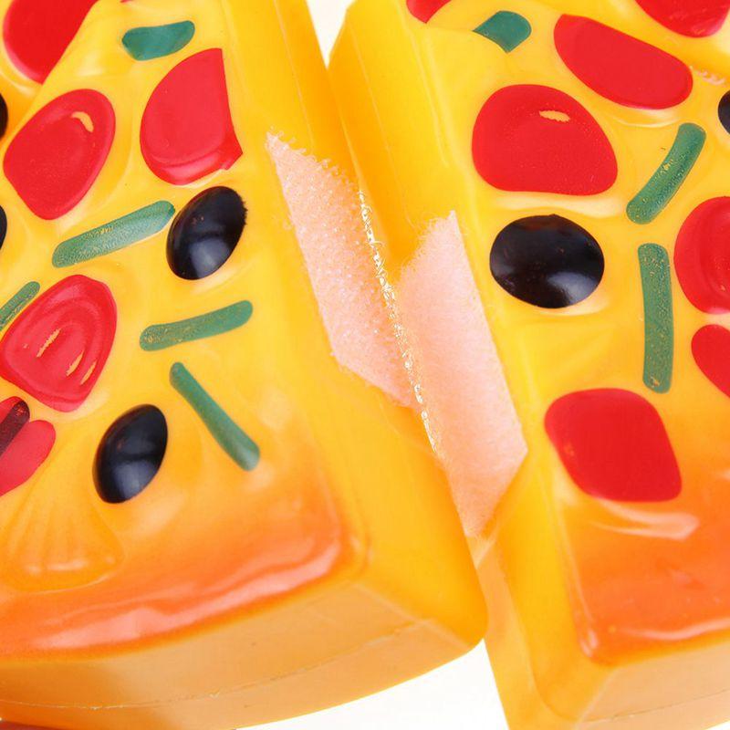 24 шт., детский игровой домик, игрушка, фрукты, пластиковые овощи, пицца, кухня, детские игрушки, развивающие игрушки