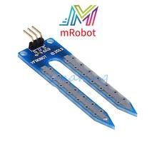 Smart Electronics Soil Moisture Hygrometer Detection Humidity Sensor Module For