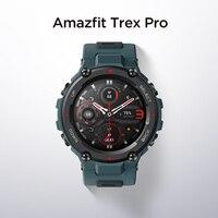 Amazfit T-rex dinosaurio Pro T Rex GPS reloj inteligente para exterior impermeable 18-Día de la vida de la batería 390mAh reloj inteligente para Android iOS