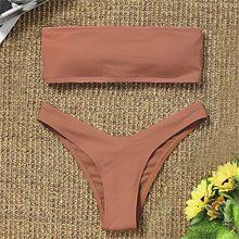 Biquini feminino cintura alta barriga controle de duas peças maiô roupa de banho 2021 menina praia mulher fahsion banho l3