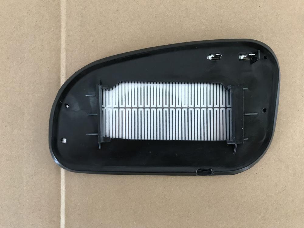 Prawa strona/lusterko boczne samochodu skrzydło szkło lustrzane dla Volvo S60 V70 S80 1999-2003 (3001-996)