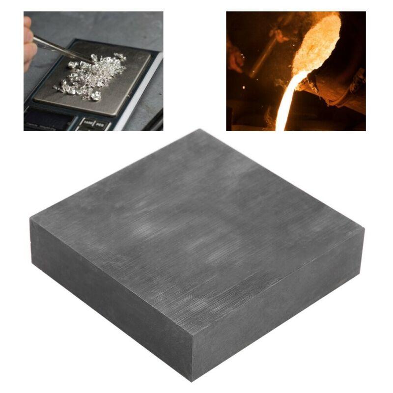 Graphite Blank Block Sheet Plate High Purity/Density Fine Grain 1