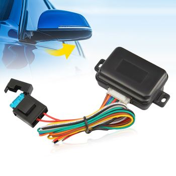 Car Side Rearview Mirror Auto Folding System Rear Modules Kit Accessories Automatic Intelligent