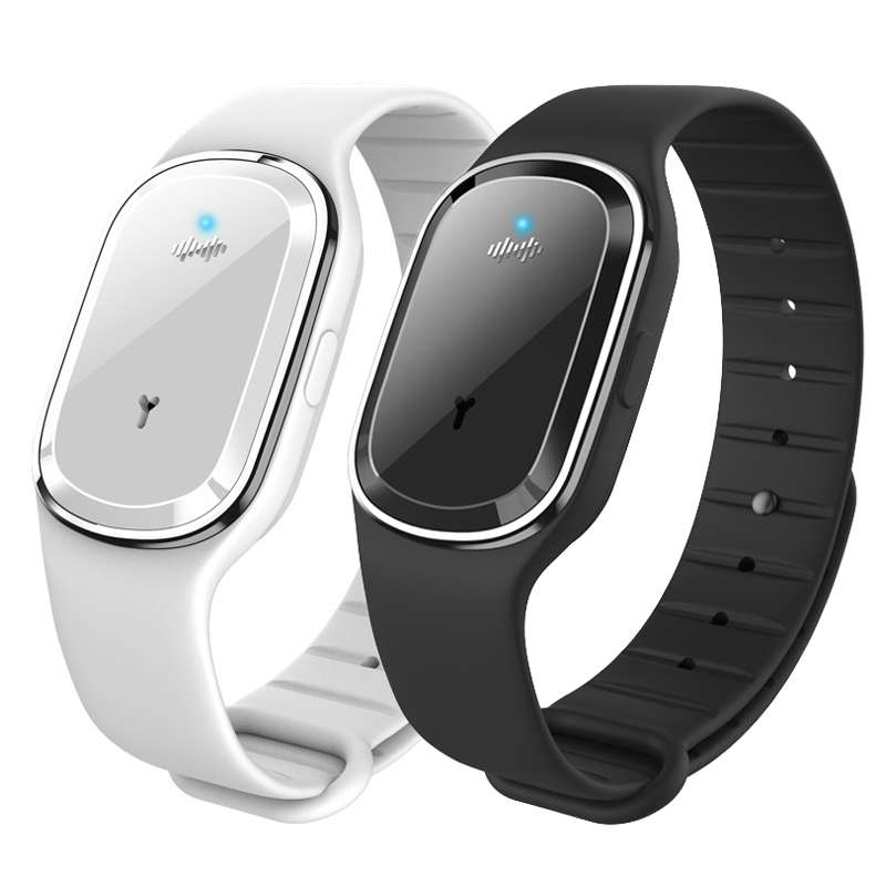 Portable Electronic Mosquito Repellent Wristband Repellent Bracelet Anti Mosquito Waterproof Watch Pregnant Mosquito Killer