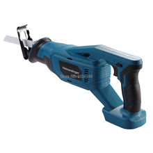 Lithium battery reciprocating saw 18v cordless reciprocating saw without battery