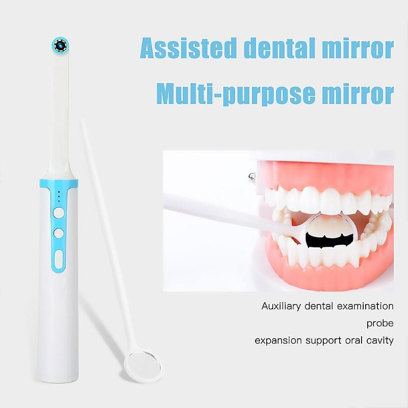 P10 WiFi Dental Camera HD Intraoral Endoscope LED Light USB Cable Inspection for Dentist Oral Care Toothbrush Tool image