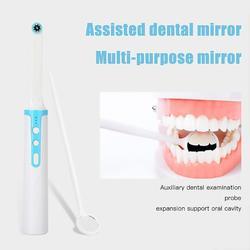 P10 WiFi kamera dentystyczna HD wewnątrzustny endoskop LED podświetlany kabel USB inspekcja dla dentysty pielęgnacja jamy ustnej szczoteczka do zębów narzędzie