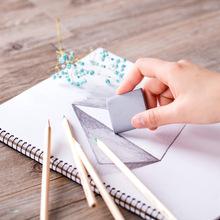 1 sztuk plastyczność miękka gumka do mazania uczeń rysunek szkic wyróżnij nowość plastelina ołówek z gumką dostaw sztuki papiernicze tanie tanio CN (pochodzenie) RUBBER 3 lat GUMKA DO OŁÓWKA Gumka biurowa Deformable FANTASTIC