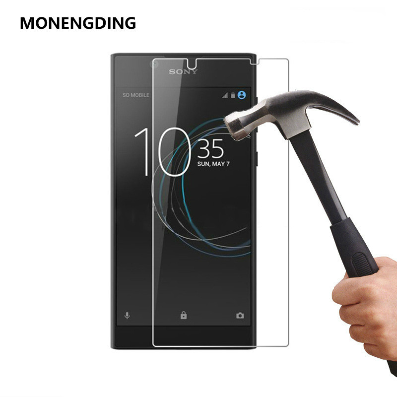 2.5D Protective <font><b>Glass</b></font> On The For <font><b>Sony</b></font> <font><b>Xperia</b></font> L1 <font><b>L2</b></font> L3 Screen Protector Film Cover For <font><b>sony</b></font> L 1 2 3 Dual Sim Cell Phone <font><b>Glass</b></font> 9H image