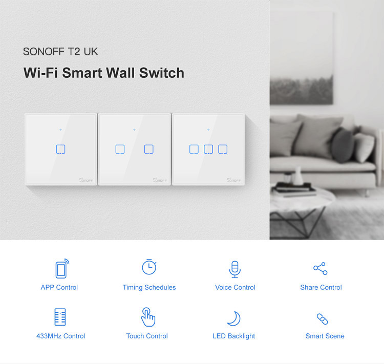 switch smart home