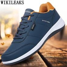 Кожаная обувь для мужчин повседневная обувь мужская белая Дизайнерская обувь для мужчин кроссовки homme tenis masculino erkek ayakkabi tenis