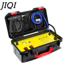 JIQI buharlı temizleme makinesi 3000W 4.5Bar yüksek sıcaklık yüksek basınçlı klima davlumbaz araba ticari temizlik araçları