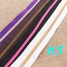 5 10 ярдов белые/фиолетовые/черные/коричневые нейлоновые застежки
