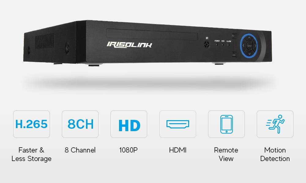 1080P-8?DVR??