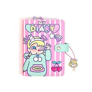 Image 5 - Kawaii DIY Agenda Binder Notebook A6 Korean Spiral Diary Planner Organizer Note Book Girls Fichario Travellers Journal Sketcbook