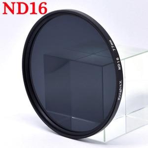 Image 5 - KnightX ND2 4 8 16 FILTER Voor canon sony nikon 1300d foto 60d 500d 200d fotografie 2000d dslr 49 52 55 58 62 67 72 77 mm