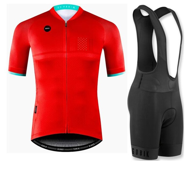 2019 pro team cycling set summer racing bike clothes short sleeve cycling wear for men MTB road cycling jersey suit 4D gel