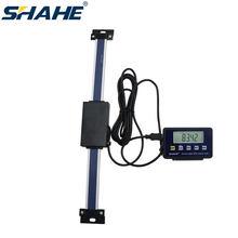 0-200mm Digitale lineare skala mit remote display mit LCD Display Digital Anzeige Dro für Fräsen Drehmaschine Maschinen messung Werkzeug