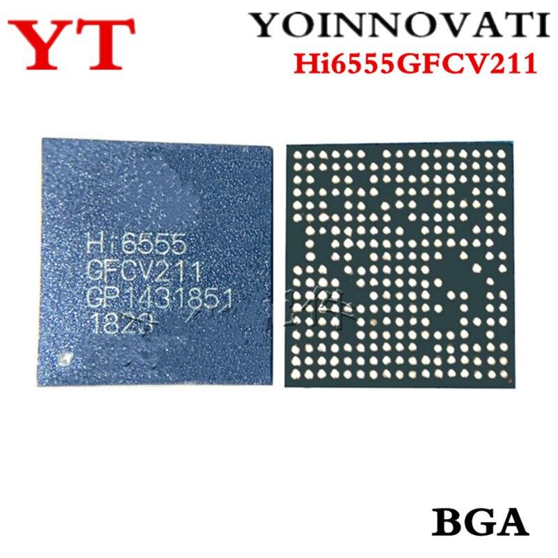 1 Pcs/LOT Hi6555GFCV211 Hi6555 GFCV211 Hi6555v211 Hi6555v211 BGA IC