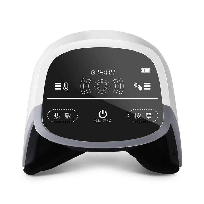 MINI Smart Knee Massager Pain Relief Rheumatic Instrument Infrared Heated Vibration Therapy Osteoarthritis Arthritis