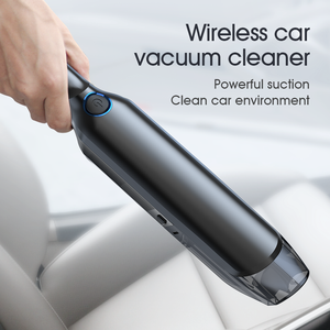Portable 120W Wireless Vacuum