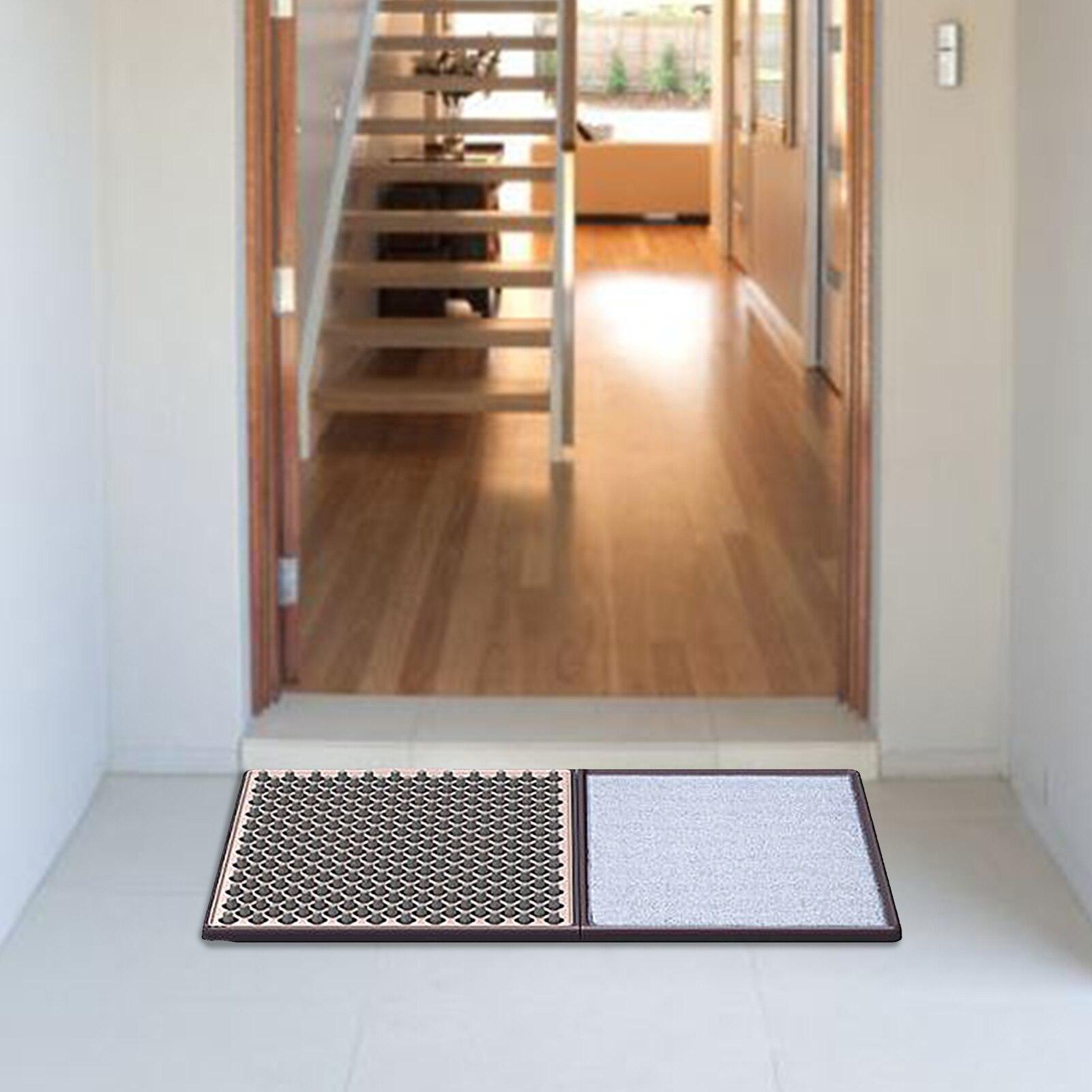 cozinha tapetes entrada corredor banheiro lavável capacho