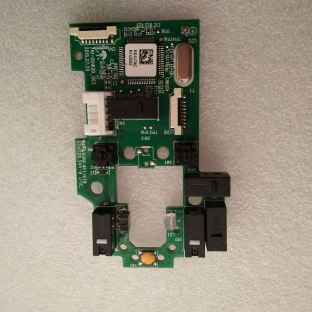 Repair Parts Mouse Motherboard Mouse Circuit Board for Logitech G502 RGB Edition Mouse 2