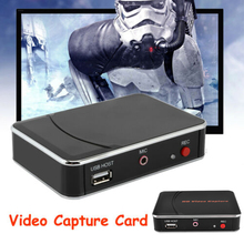цены на 1080P HDMI Game HD Video Capture Box Collector Capture Card HDMI Recorder HDCP USB Audio Converter Adapter DVD PC  в интернет-магазинах